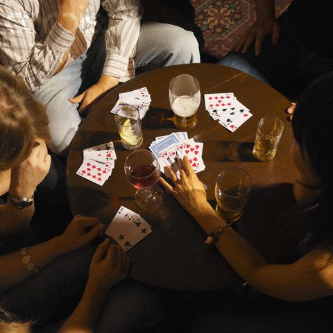 Top 3 Drinking Card Games.