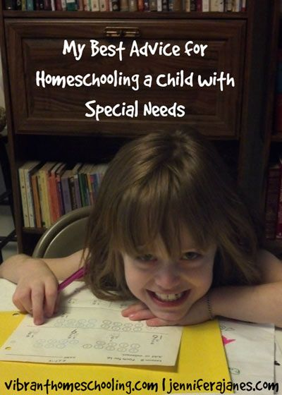 The one word that makes all the difference in #homeschooling #special needs kids. She shares so much wisdom here! vibranthomeschooling.com