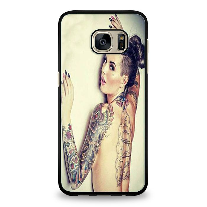 Christy Mack Samsung Galaxy S6 Edge | yukitacase.com