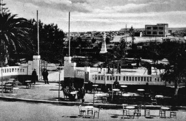 πλατεια ελευθεριας 1940-1950 (συλογη Λιανα Σταριδα)