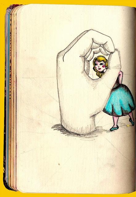 Alice in wonderhand. by evitagira