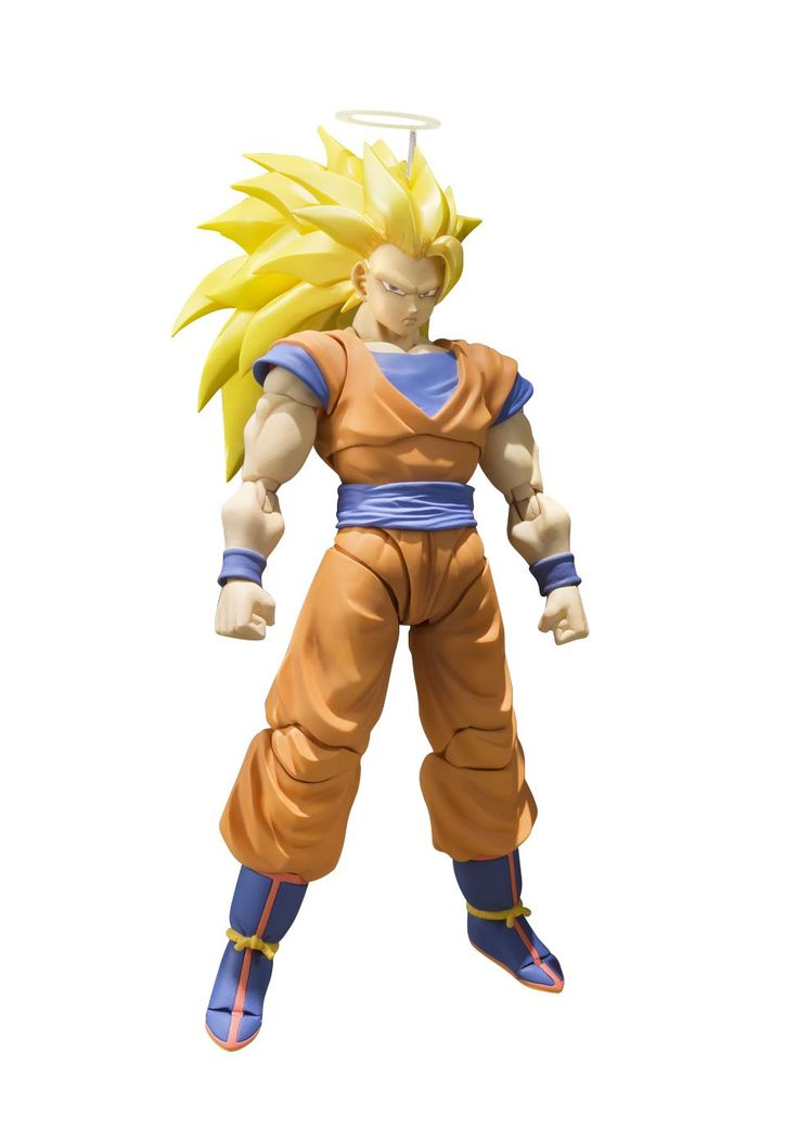 bandai tamashii nations dragon ball z super saiyan goku - 736×1040