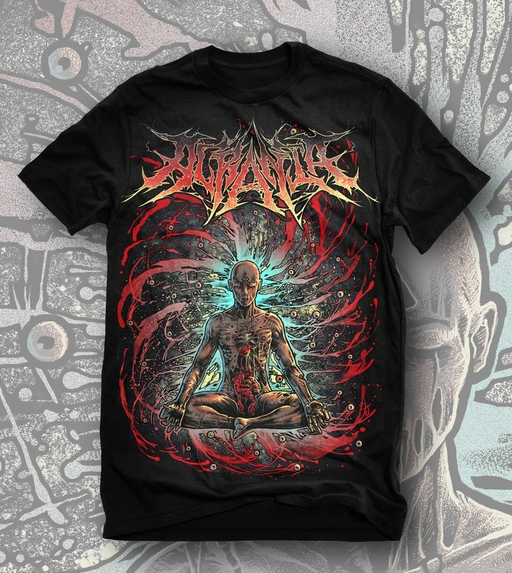 Acrania merch t shirt