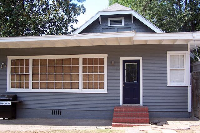 The Siding Is Cityscape By Sherwin Williams Sw 7067 The Doors Are Painted Naval By Sherwin