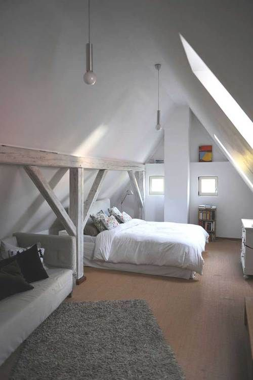 images of attic bedrooms