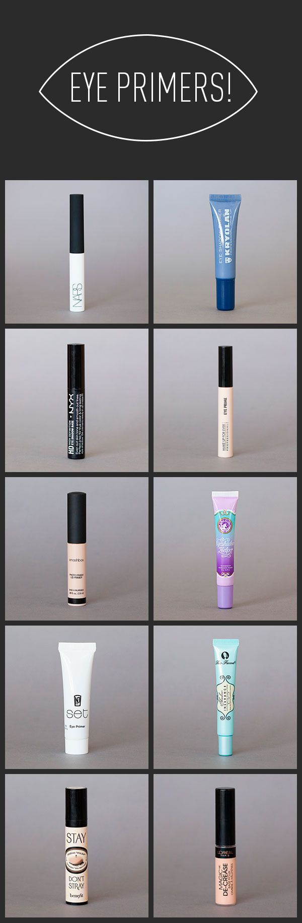 Find The Best Shadow Primer For You!