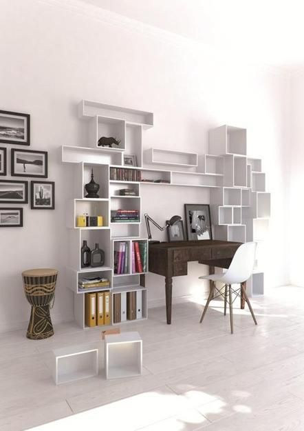 Best 25+ Modular Shelving Ideas On Pinterest | Plywood Bookcase, Plywood  Furniture And Plywood Shelves
