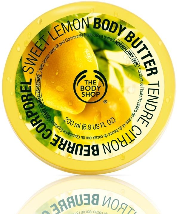 Cytrynowe masło do ciała. Nawilża i odżywia skórę. Przeznaczone dla skóry suchej i normalnej. Cena masełka 69 zł.