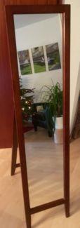 Standspiegel braun, 135x35 cm - guter Zustand in Kreis Pinneberg - Quickborn   eBay Kleinanzeigen