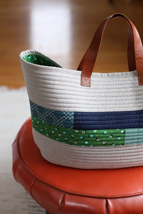 Market Bag: Handmade Style