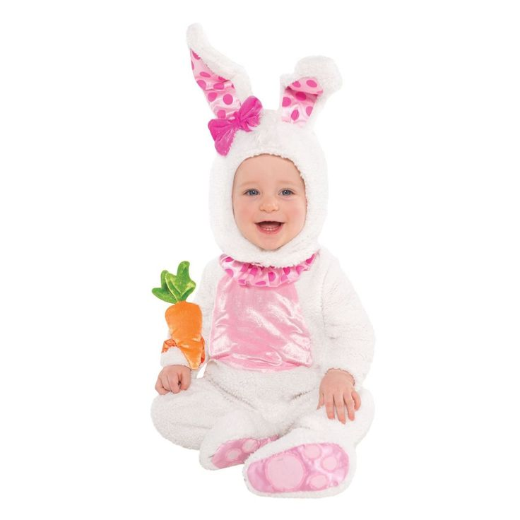Wittle Wabbit Rabbit Fancy Dress Costume. Is this not the cutest outfit every! #Cute #Funny #Photography #Baby #Outfit #Costume #FancyDress