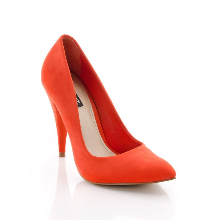 Veronique Pump Orange