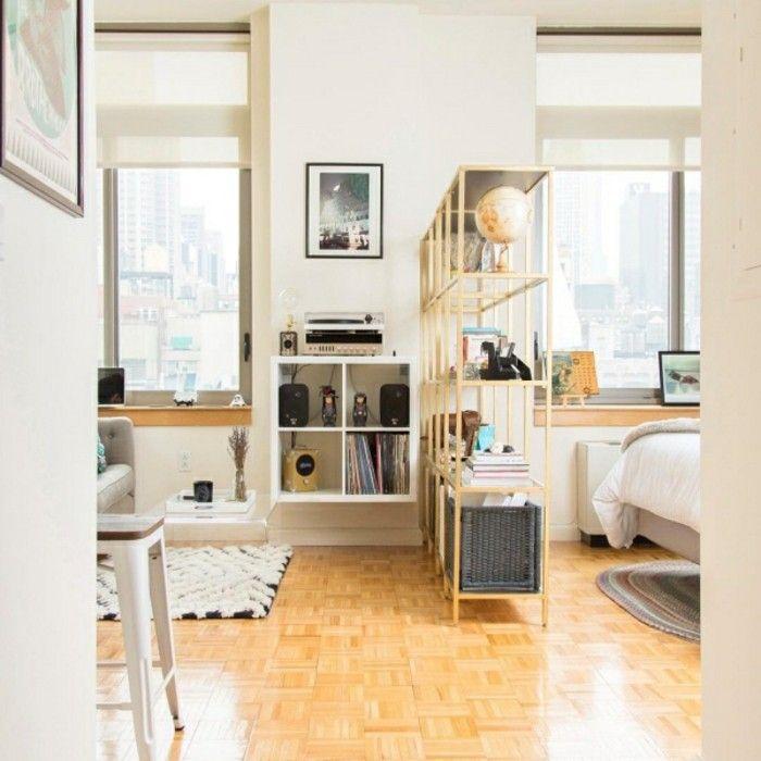 Die besten 25+ Raumtrenner ikea Ideen auf Pinterest Raumteiler - offene küche wohnzimmer trennen