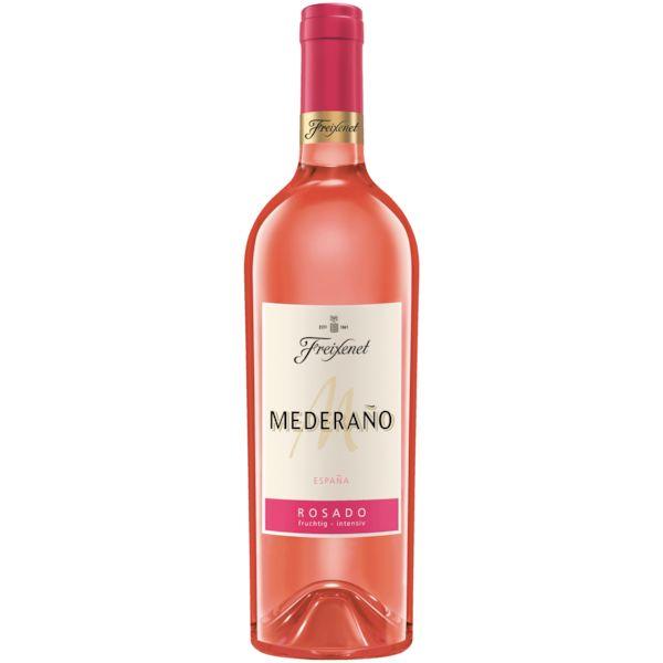 Freixenet Mederano Rosado halbtrocken Rosewein