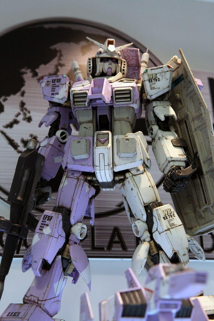 Gundam PG MkII 1/60 Sori Custom