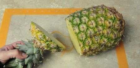coltivare ananas primo metodo