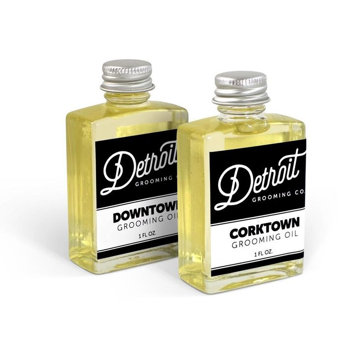 Beard Oil Kit - The Greektown Double Down