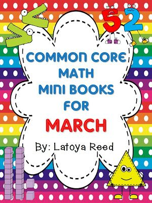 Flying into First Grade: Common Core Math Mini Books FREEBIE!!!