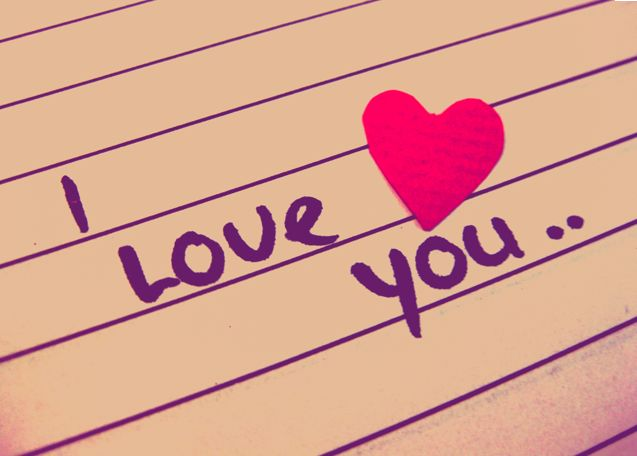 i love you and me