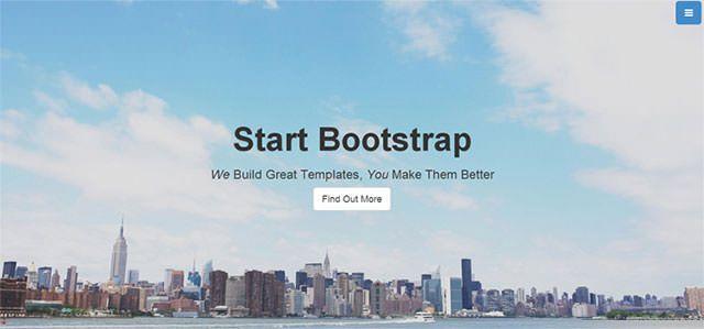 レスポンシブWebデザイン対応、無料HTMLテンプレート素材まとめ