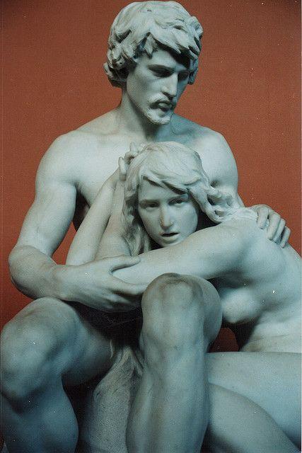 Rodin..#art #sculpture #statue