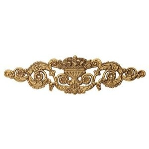 Richelieu Brass Empire Brass Applique [ 1 Bag ]