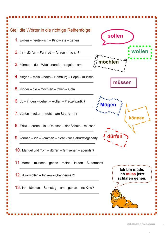 18 best Leseverständnis images on Pinterest | Learn german, German ...