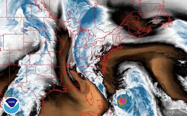 === Tanker Enemy ====✈: L'uragano Joaquin è stato creato con le scie chimiche