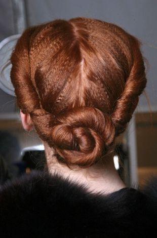 hair bun inspiration