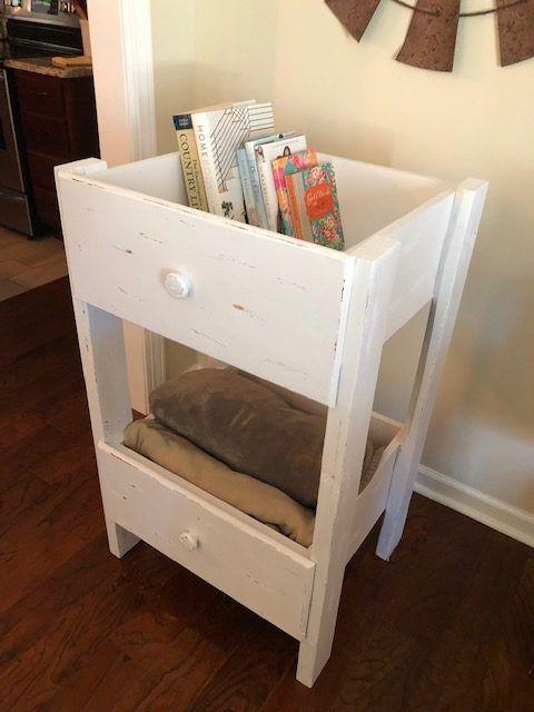 0aa6f3d8e87 DIY Repurposed Drawer Shelf | Diy Home Ideas | Drawer shelves ...