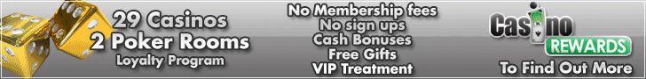Play like a VIP at Casino Rewards