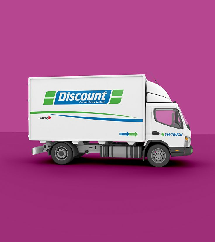 nouveau logo de discount location d 39 autos et camions new logo for discount car and truck. Black Bedroom Furniture Sets. Home Design Ideas