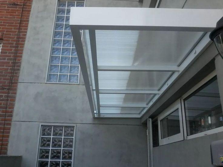 M s de 1000 ideas sobre techo policarbonato en pinterest - Cerramiento aluminio precio ...