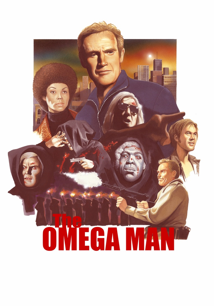 one of my guilty pleasures...The Omega Man