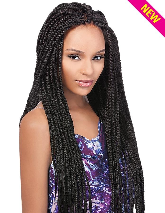 Outre Ultra Soft Yaki Braid Bulk Hair for Crochet