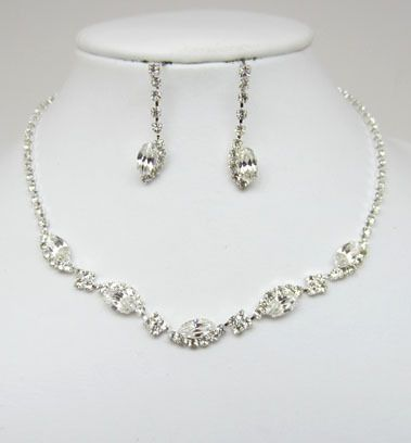 Necklace and Earring Set  (1340)