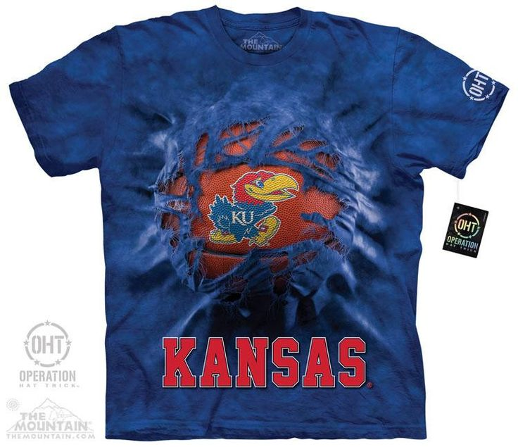 Kansas Jayhawks Basketball - 5XL