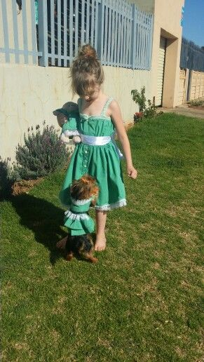 girls dresses out of one mens work shirt