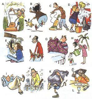 INTERFLE: Les tâches ménagères