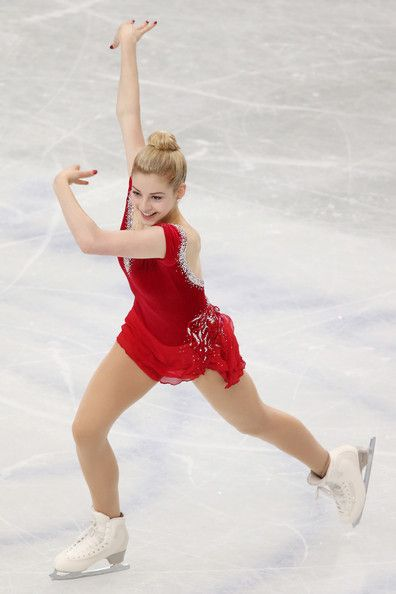 222 Best Gracie Gold & Carly Gold Images On Pinterest
