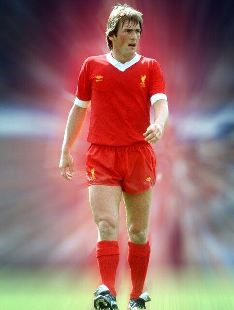Liverpool legend Kenny Dalglish (what a player)