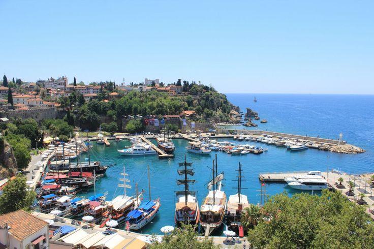 Beautiful view in Antalya!