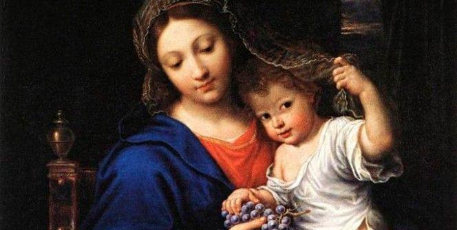 Armonia Espiritual: ORACIÓN A LA VIRGEN MARÍA – SAN EPIFANIO