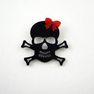 Pins Agathe la Pirate