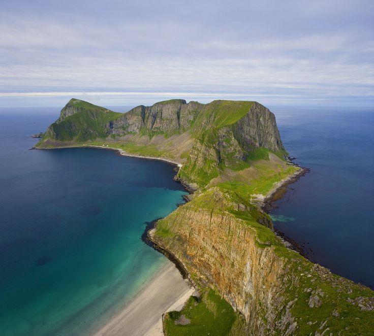 håen - værøy - fuglefjellene