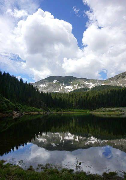 Williams Lake Hike in Taos Ski Valley