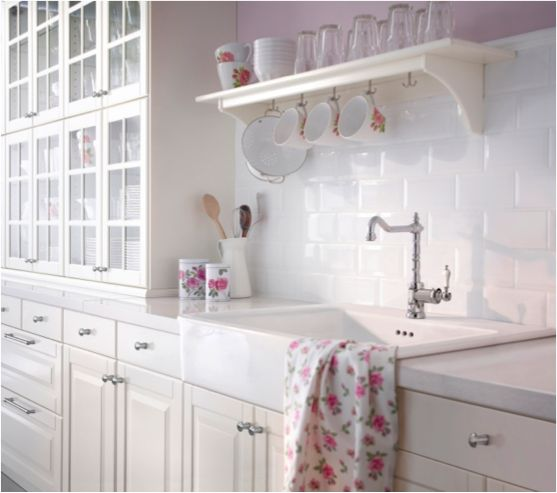 soft and warm these akurumliding white cabinets provide a neutral palette to let - Ikea Akurum Kitchen Cabinets
