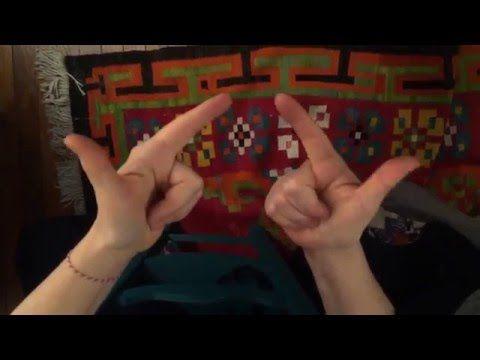 Les tables de multiplication sur les mains - YouTube
