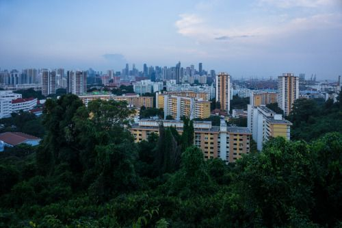 So I was back home for a short while earlier this month. The familiarity of family and friends coupled with the unfamiliarity of the ever changing environment. Feels like being in a non-stop work in progress.Majulah Singapura. Mount Faber, Singapore. September 2015.