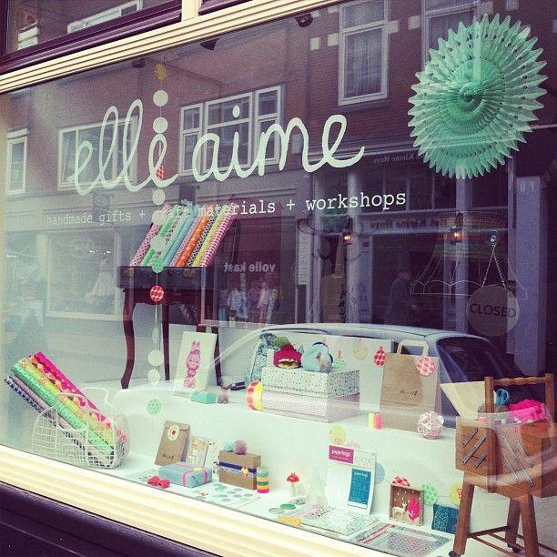 Elle Aime: Nieuw in de winkel - Rie Elise Larsen!